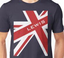 Lewis Hamilton - Union Jack Unisex T-Shirt
