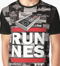 RUN NES Graphic T-Shirt