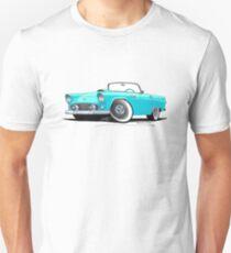 Ford Thunderbird Turquoise T-Shirt