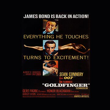 Goldfinger by nickmartin