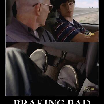 Braking Bad by crashin