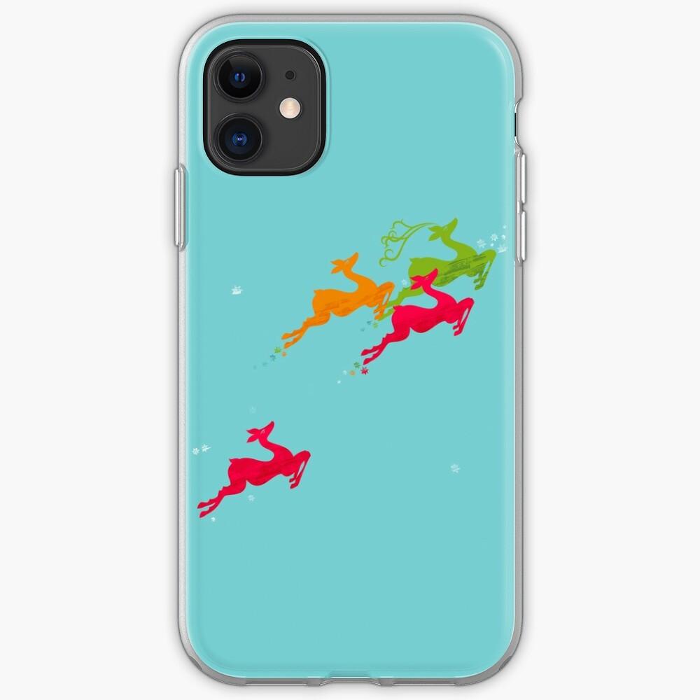 Winer Deer iPhone Case & Cover