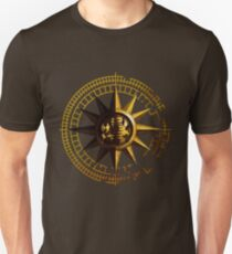 Golden Sun B Slim Fit T-Shirt