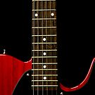 Rock Guitar by Steve Woods