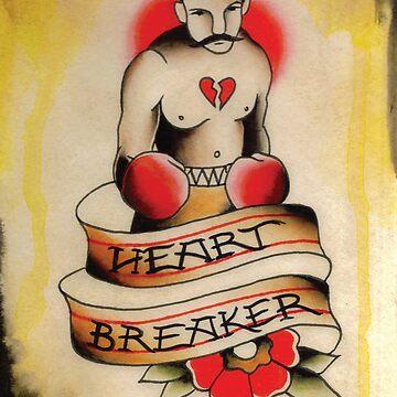 Heart Breaker by NateLuna