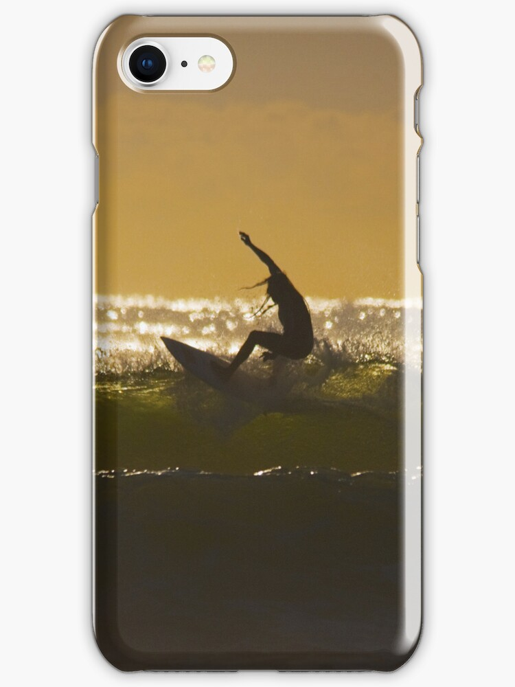 iPhone case - Morning of the Earth   by Odille Esmonde-Morgan