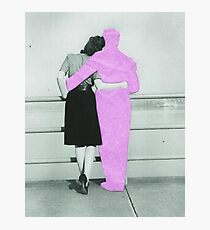 Pink Photographic Print
