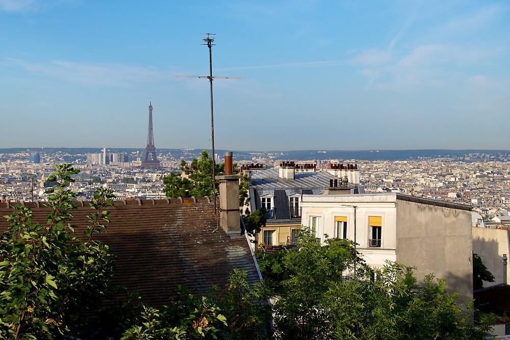 Paris, Matin by Nicholas Coates