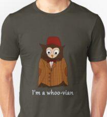 I'm a whoo-vian T-Shirt