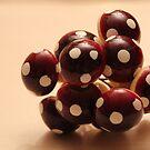 Christmas Decoration - Mushrooms by vbk70