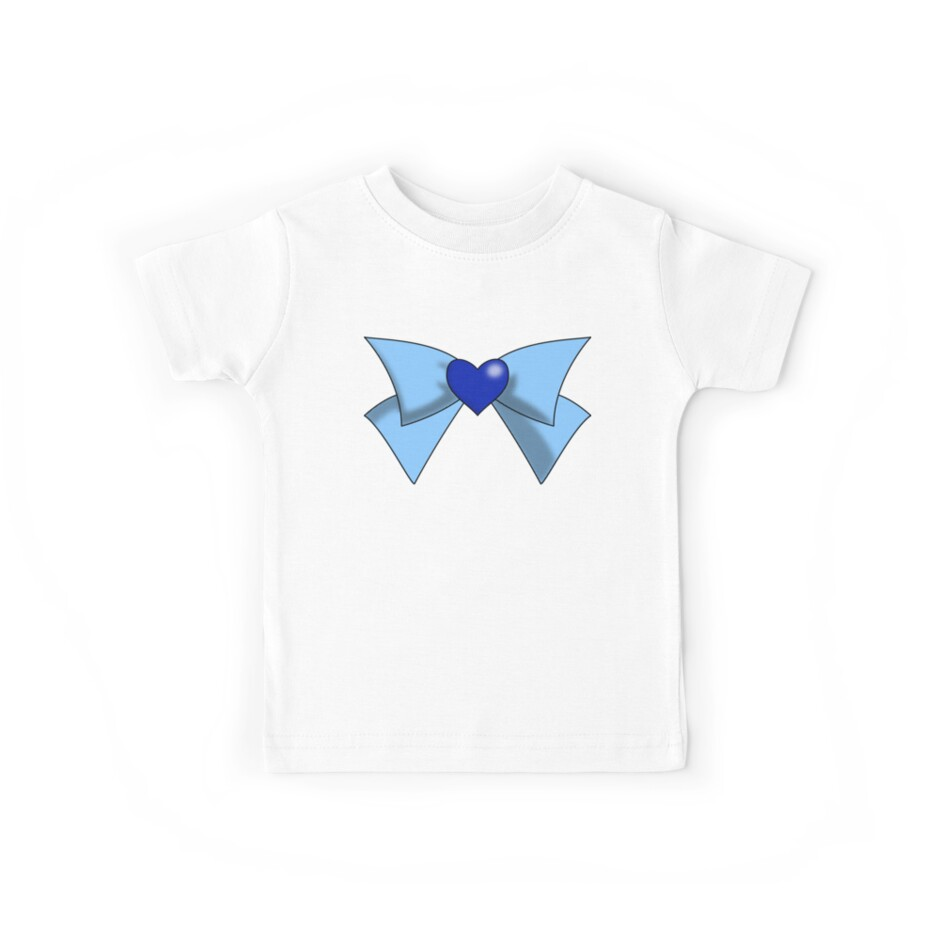 Super Sailor Mercury Bow by trekvix