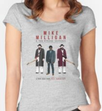 Mike Milligan & The Kitchen Brothers - FARGO Women's Fitted Scoop T-Shirt