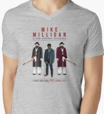 Mike Milligan & The Kitchen Brothers - FARGO Men's V-Neck T-Shirt