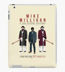 Mike Milligan & The Kitchen Brothers - FARGO iPad Case/Skin