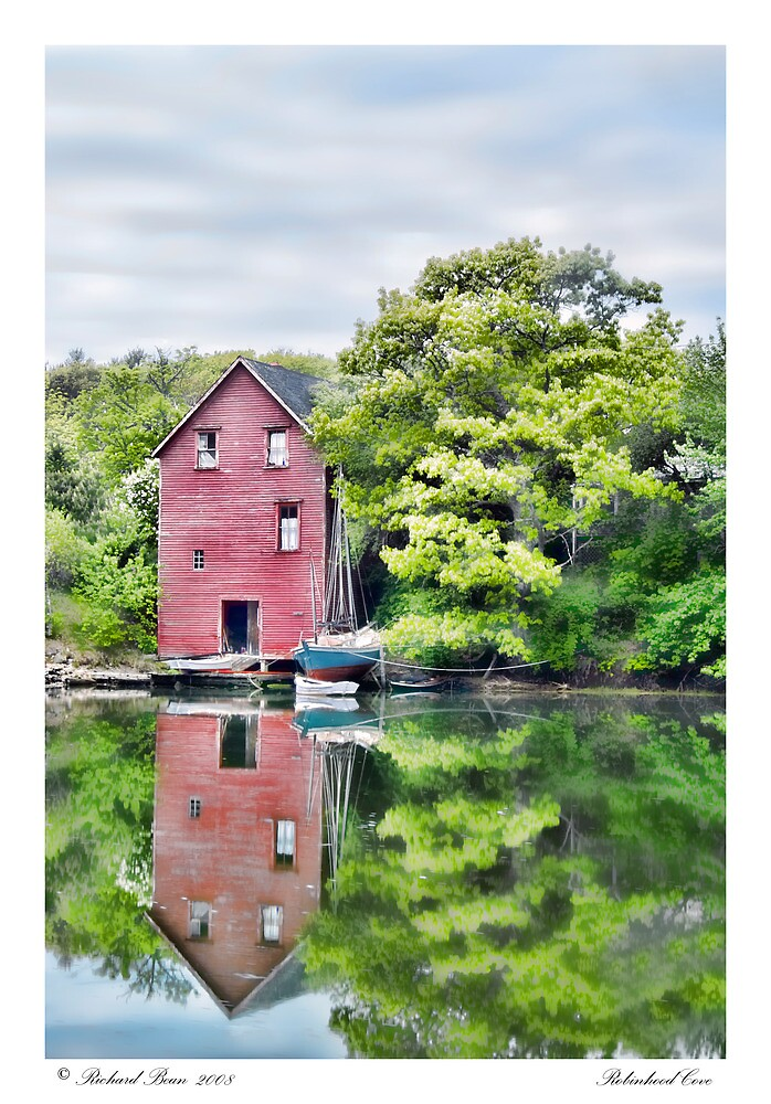 Robinhood Cove by Richard Bean