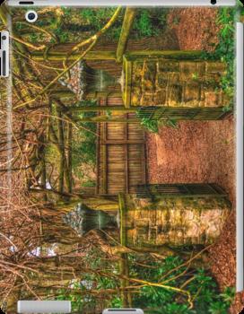 Mount Wilson IPAD COVER #4 by Philip Johnson