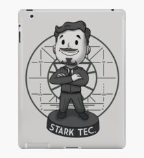Stark Boy iPad Case/Skin