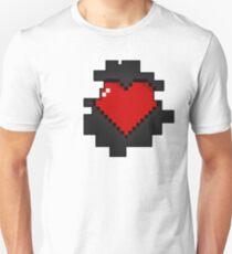 Gamer at heart Unisex T-Shirt