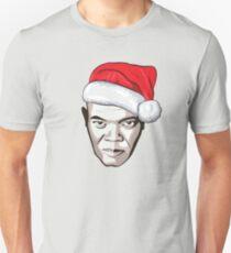 Samuel L. Jackson - Christmas T-Shirt T-Shirt