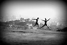 Jump to the sky! von Marianna Tankelevich
