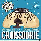 "Croissookie ""vintage"" ad  by ADarkly"