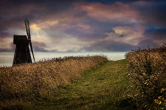 Over The Hill And Down To The Sea by Chris Lord