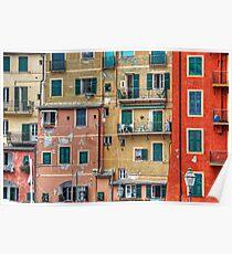 Liguria Poster