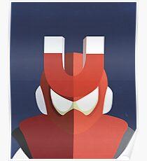 Magnet Man Poster