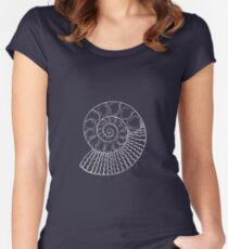Ammonite Women's Fitted Scoop T-Shirt