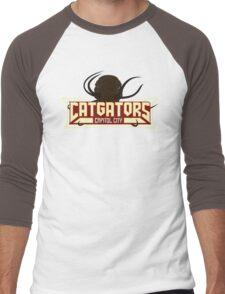 Capitol City Catgators Men's Baseball ¾ T-Shirt