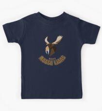 Makapu Moose Lions Kids Tee