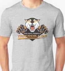 Golden Temple Tigerdillos Unisex T-Shirt