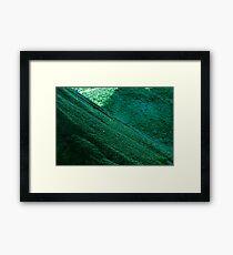 Glasland # 24 Framed Print