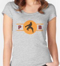 Cat Gators Pro-Bending League Gear (Alternate) Women's Fitted Scoop T-Shirt
