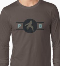 Platypus Bears Pro-Bending League Gear Long Sleeve T-Shirt