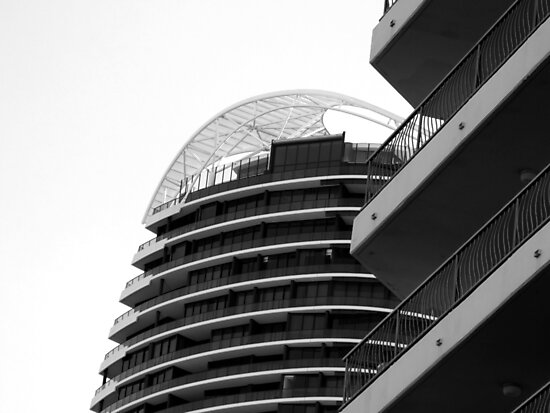 Building Designed by Davros by Mark Batten-O'Donohoe