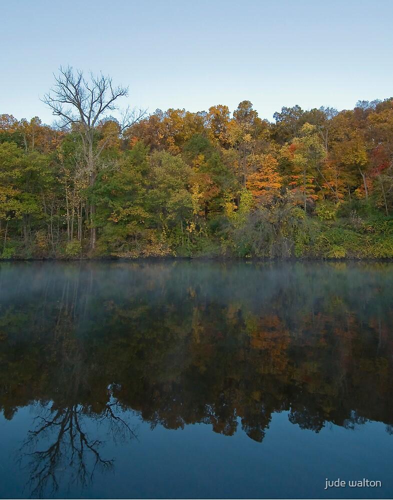Autumn Sunrise by jude walton