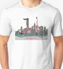 Brompton City Bike Unisex T-Shirt