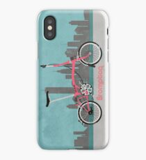 Brompton City Bike iPhone Case/Skin