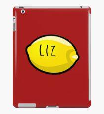 Liz Lemon the Lemon iPad Case/Skin