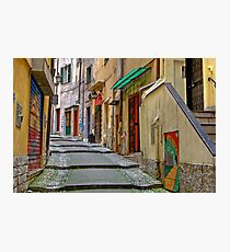 Sanremo - Liguria Photographic Print