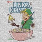 Link's Krispies by TeeKetch