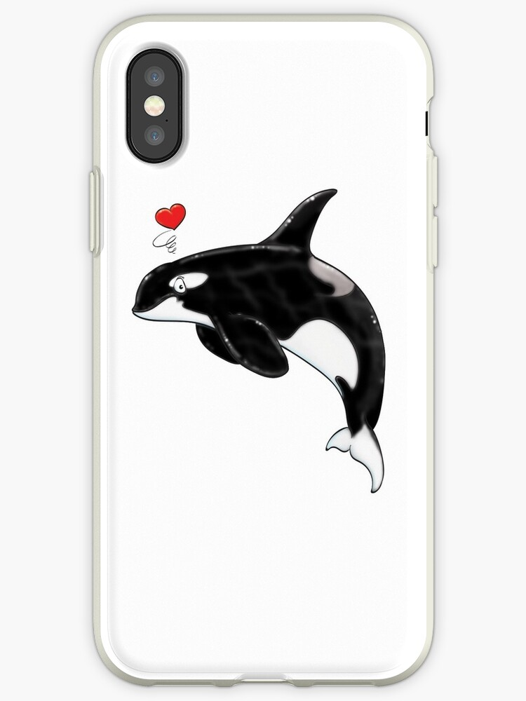 iphone xs case whales