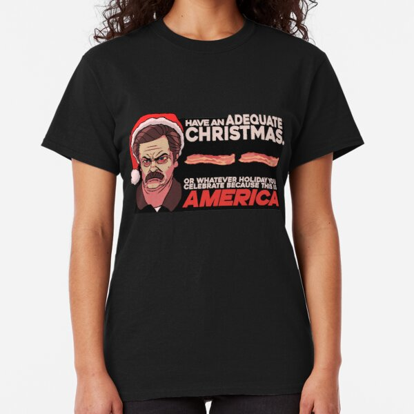THATS WHAT MY FOOD EATS MENS T SHIRT RON SWANSON PARKS RECREATION S 5XL SALAD