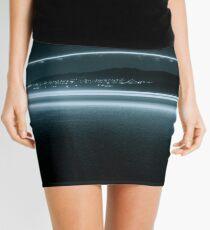 light painting 1 Mini Skirt