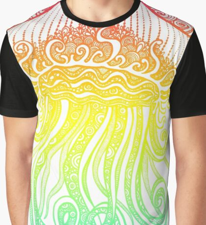 Prism of the Deep Graphic T-Shirt