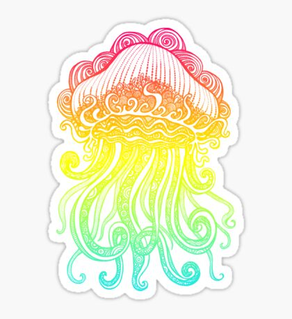 Prism of the Deep Sticker