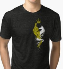 The Lion and the Unicorn Tri-blend T-Shirt