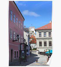 Streets to Bazilika II  Poster