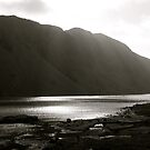 Wast Water Screes by Lou Wilson